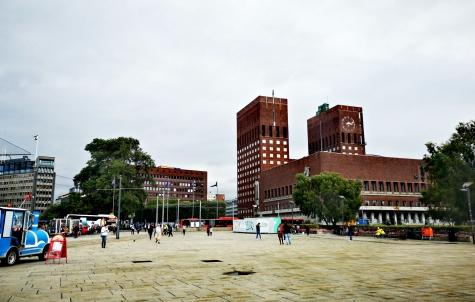 Rådhuset i Oslo