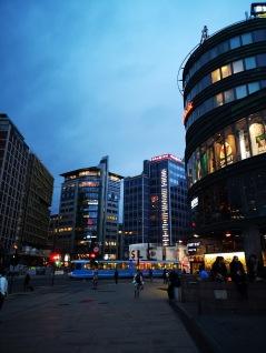 Jernbarnetoget i Oslo