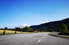 Droga na Trollfossen